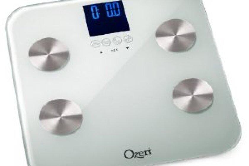 Ozeri Touch 440 lb Digital Bathroom Scale
