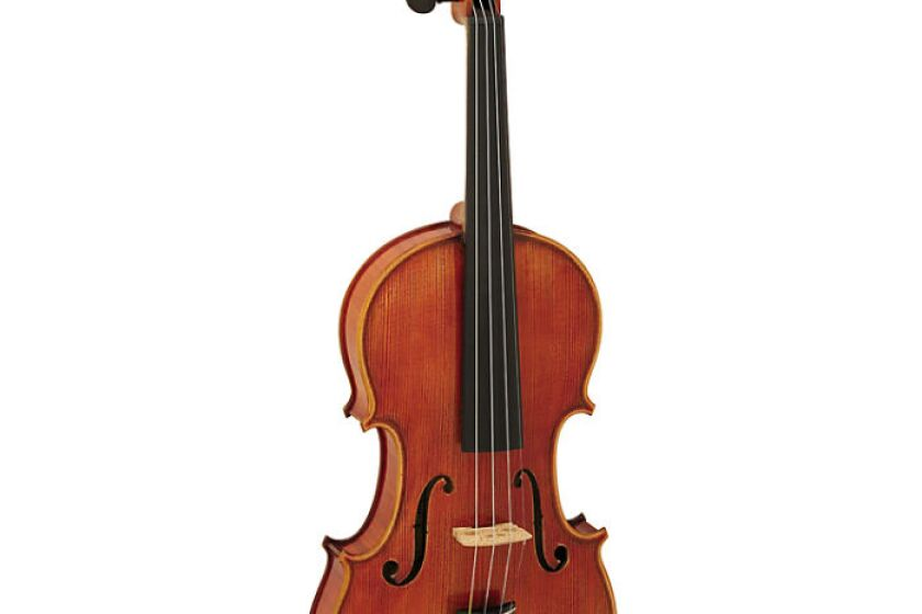 Karl Willhelm Model 58 Violin