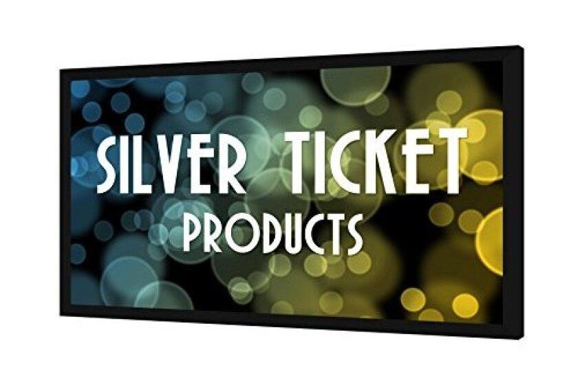 STR-169100-WAB Silver Ticket HDTV Projector Screen