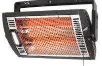 Howard Berger Ceiling-Mount Quartz 1500 Watt Heater