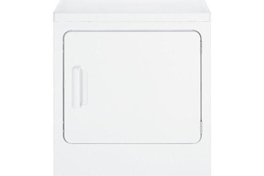 General Electric DuraDrum 7.0 Cu. Ft. Gas Dryer - GTDP490GDWS