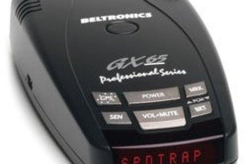 Beltronics Pro GX65 Radar Detector
