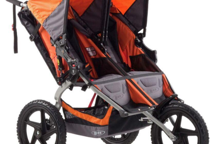Bob Sport Utility Duallie Stroller