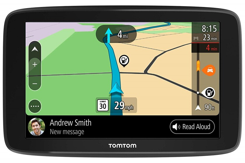 TomTom GO Comfort 5 Portable Vehicle GPS