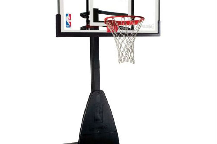 Spalding 68454 Portable Basketball Hoop