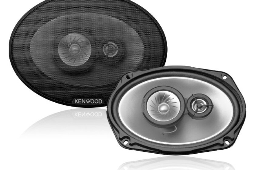 "Kenwood KFC-G6930 6""x9"" 3-Way Speakers"