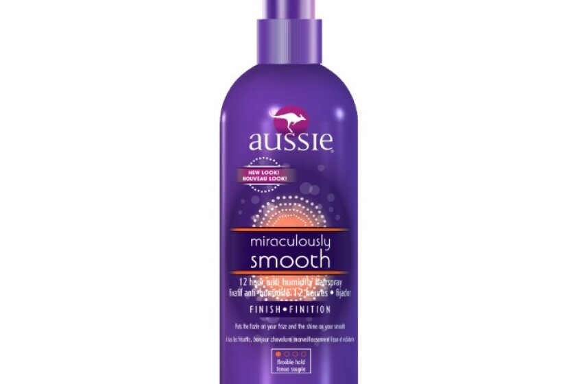 Aussie Miraculously Smooth 12 Hour Anti-Humidity Non-Aerosol Hairspray