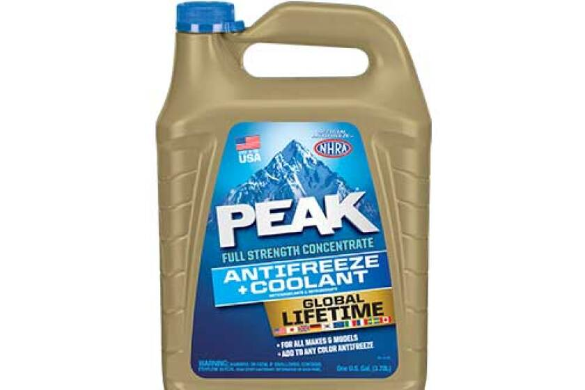 PEAK Global LifeTime Antifreeze & Coolant