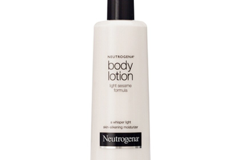 Neutrogena Body Lotion