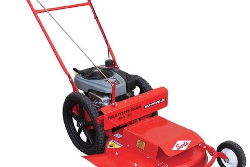 Sarlo Self-Propelled High Wheel Mower