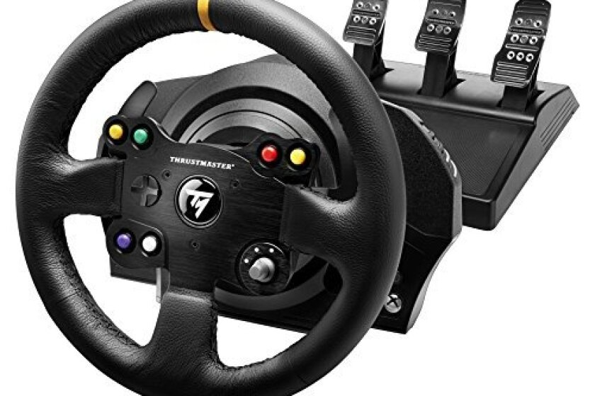 Thrustmaster VG TX Racing Wheel Premium Leather Edition