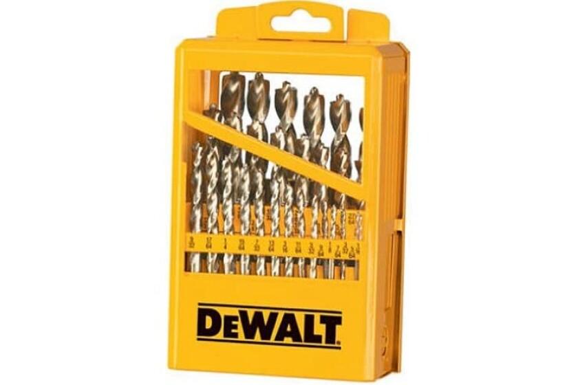best DeWalt Tools 29 Pc. PILOT POINT Metal Drill Bit Set