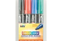 Marvy DecoColor Acrylic Paint Marker