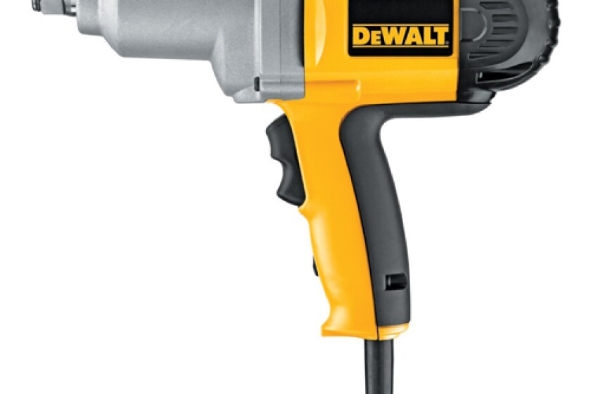 DeWalt DW293, 7.5 Amp, 1/2 Inch Impact Driver with Hog Ring Anvil