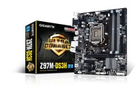 Gigabyte Intel Z97 LGA 1150 Micro ATX Motherboard GA-Z97M-DS3H