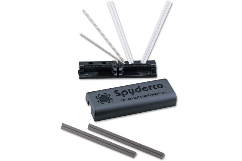 best tri-angle knife sharpener
