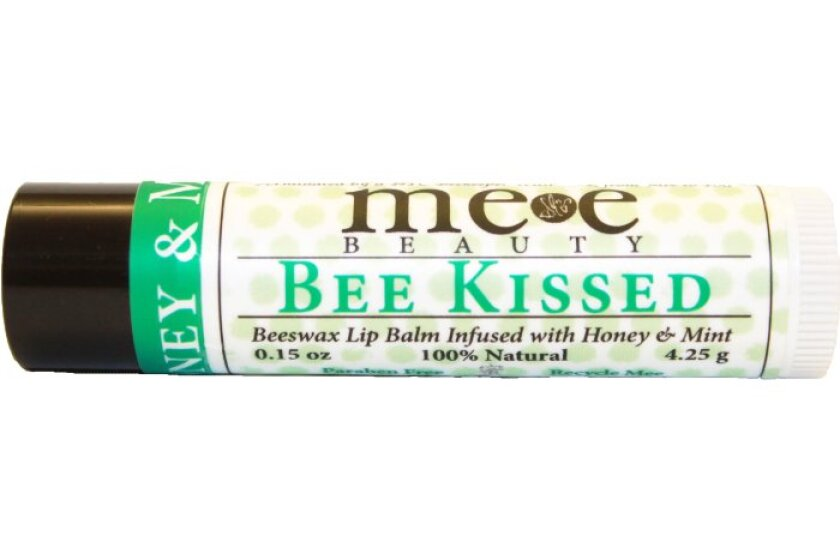 Mee Beauty Bee Kissed Honey & Mint Lip Balm