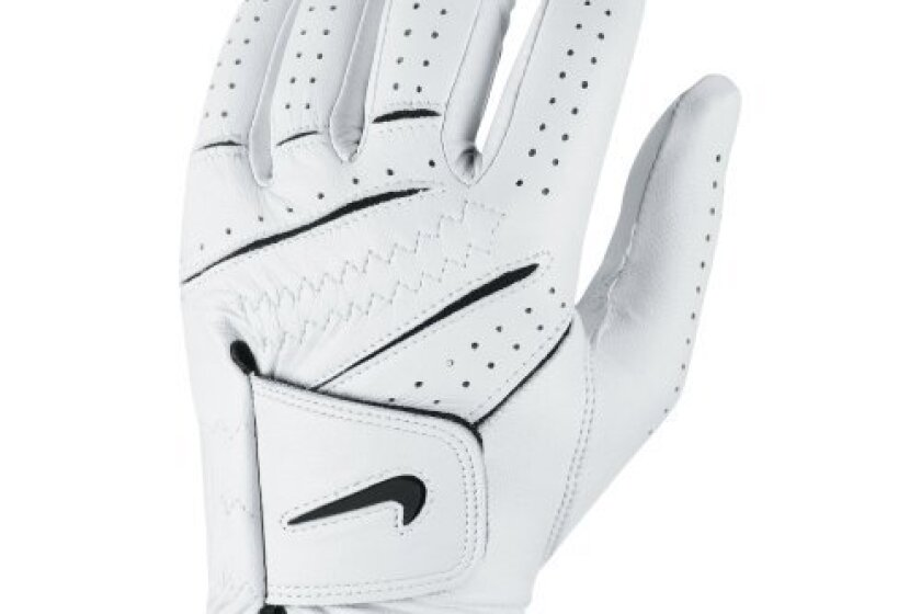 Nike Men's Tour Classic Regular White Golf Glove