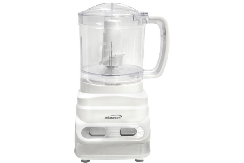 best Brentwood Appliances Three Cup Food Processor