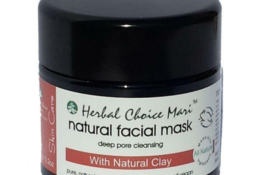 Herbal Choice Mari Natural Facial Mask