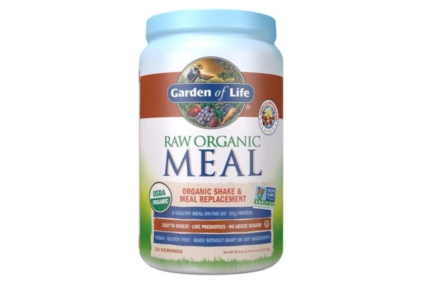 best raw meal protein powder