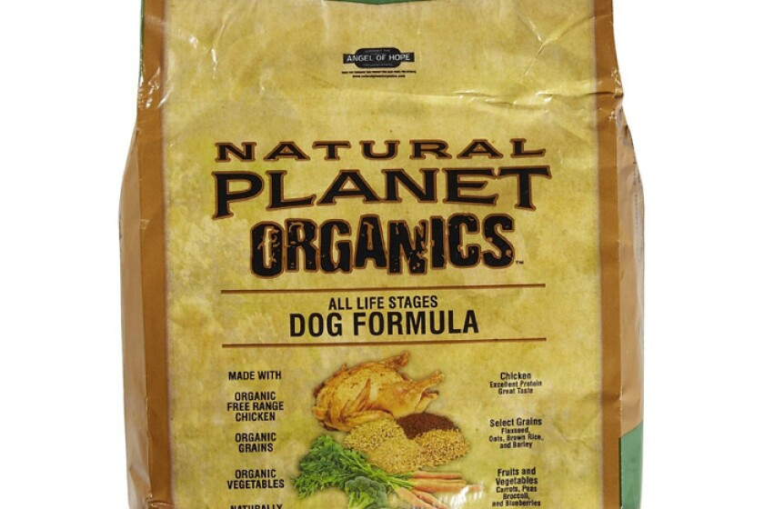 Natural Planet Organics All Life Stages Dry Dog Food
