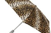 Totes Micro 'brella Auto Open Auto Close Folding Umbrella