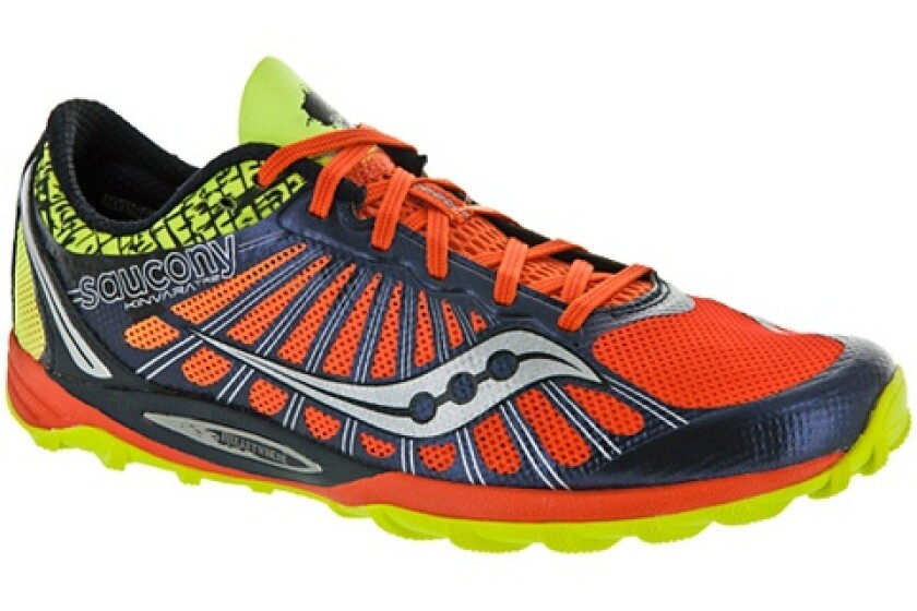 Saucony Men's Kinvara TR2 Running Shoe