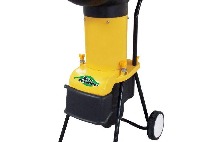 """DuroStar (1.375"""") Electric EcoShredder Chipper"""