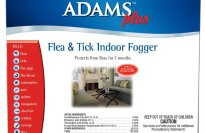 Adams 3-Pack Plus Flea Indoor Fogger