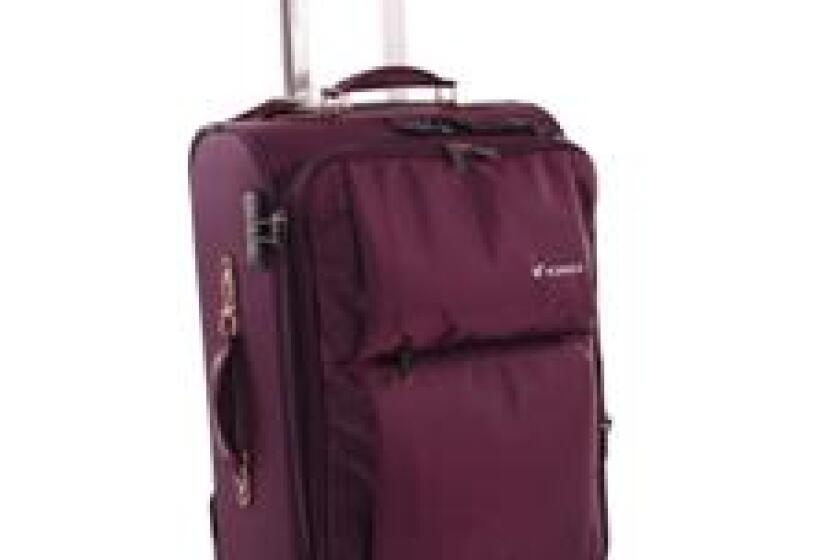 Kzngs Fashion Waterproof Trolley Suitcase