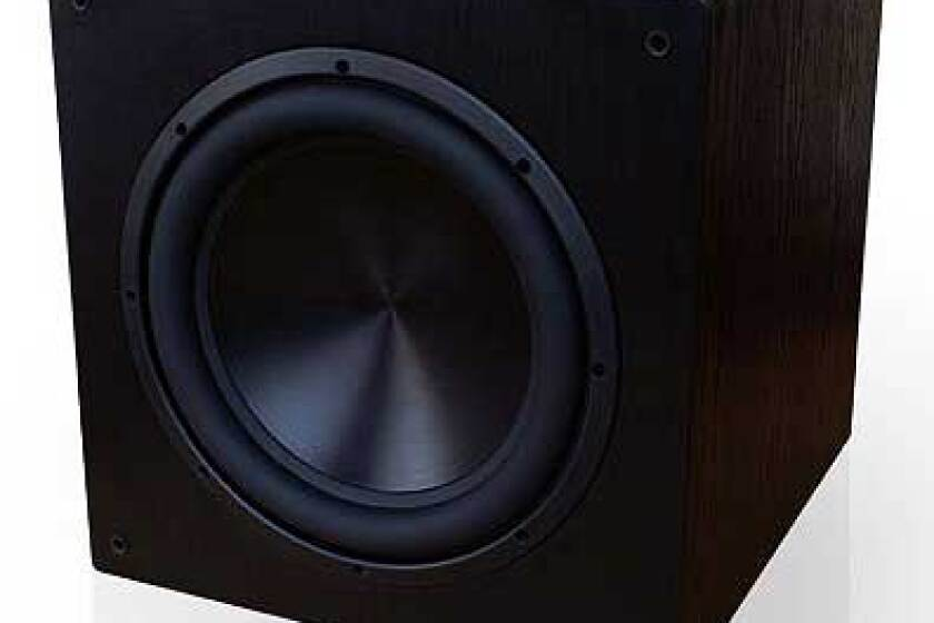 Rhythmik Audio F12 Direct Servo Subwoofer