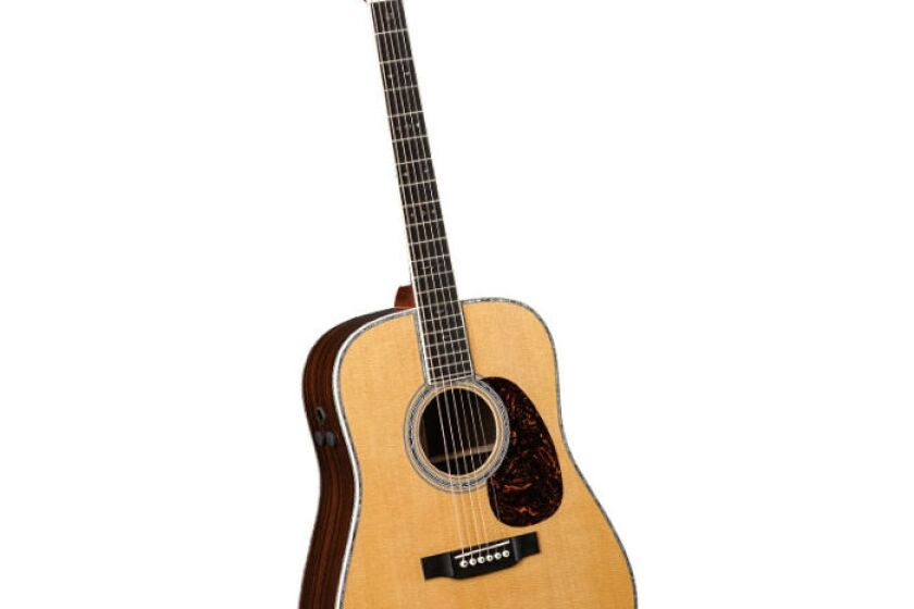 Martin D-45E Retro Acoustic Guitar