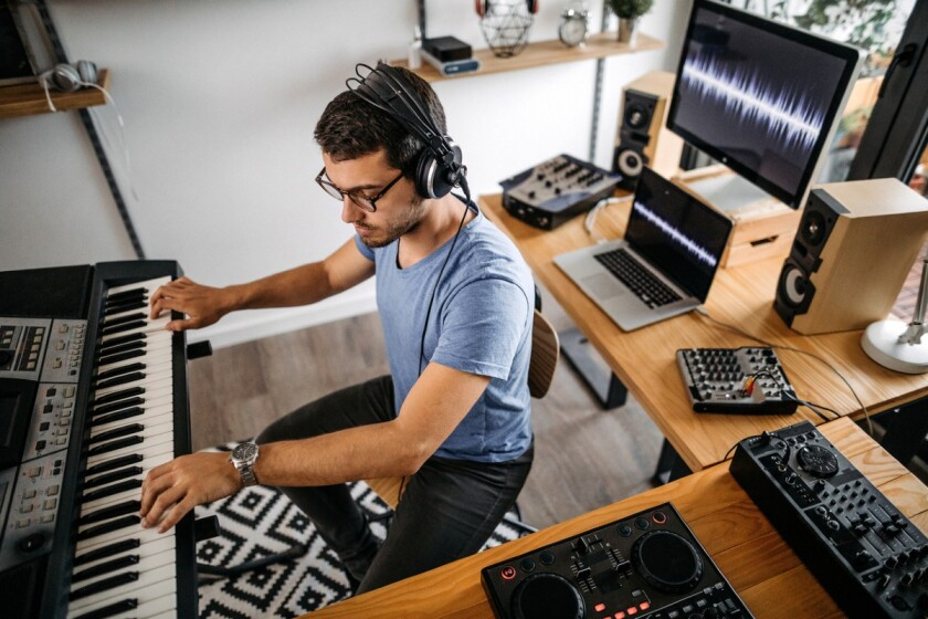 5 Tips to Building Your Home Studio