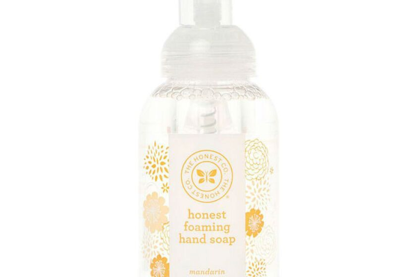 The Honest Co Foaming Hand Soap