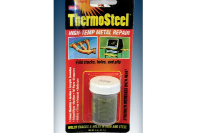 Blue Magic 8024 ThermoSteel High-Temp Metal Repair