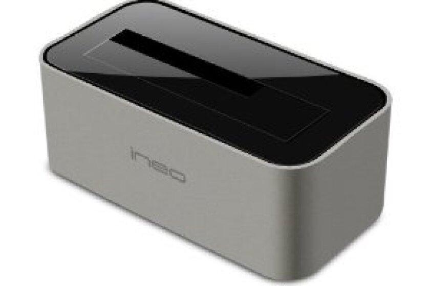 "INEO I-NA320U Plus 2.5"" & 3.5"" USB 3.0 Portable Docking Station"