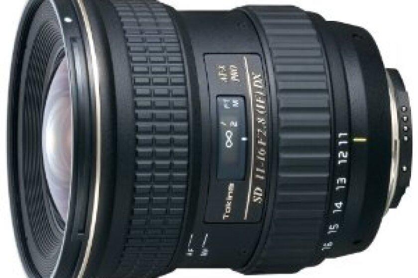 Tokina 11-16mm ATX Pro DX Autofocus Zoom Lens for Canon