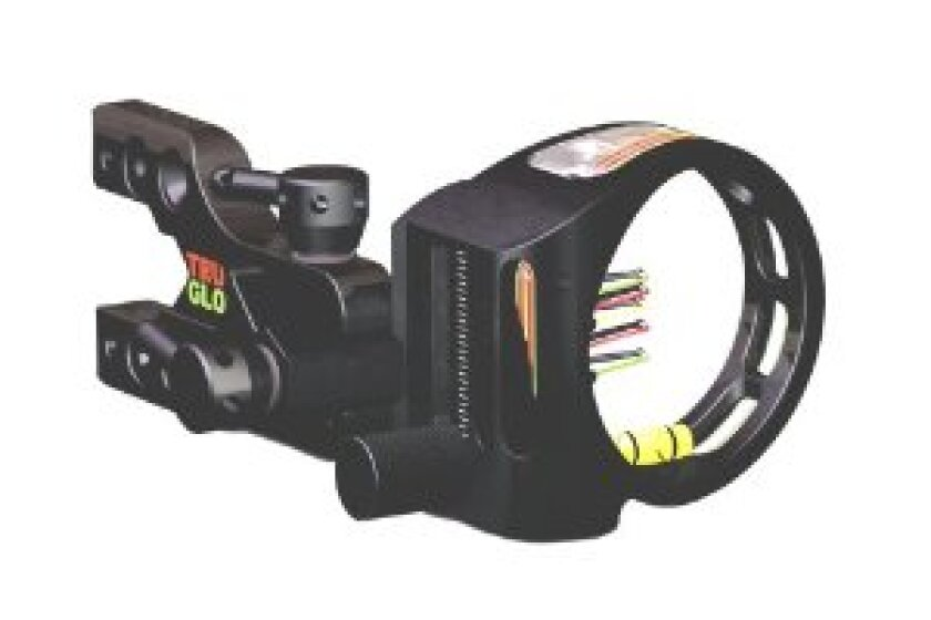 TruGlo Tru-Site Xtreme Three Pin Compound Bow Sight