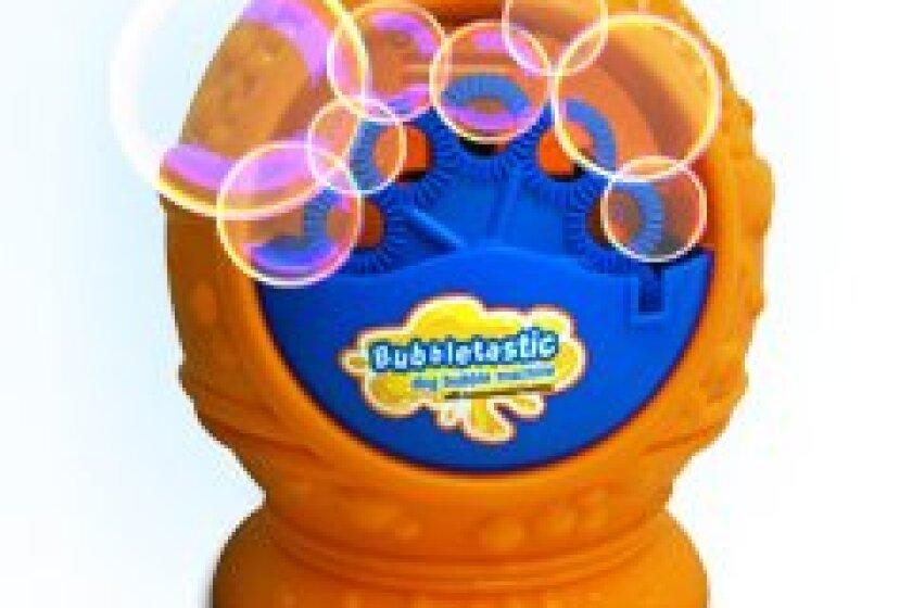 Bubbletastic Dog Bacon Bubble Machine
