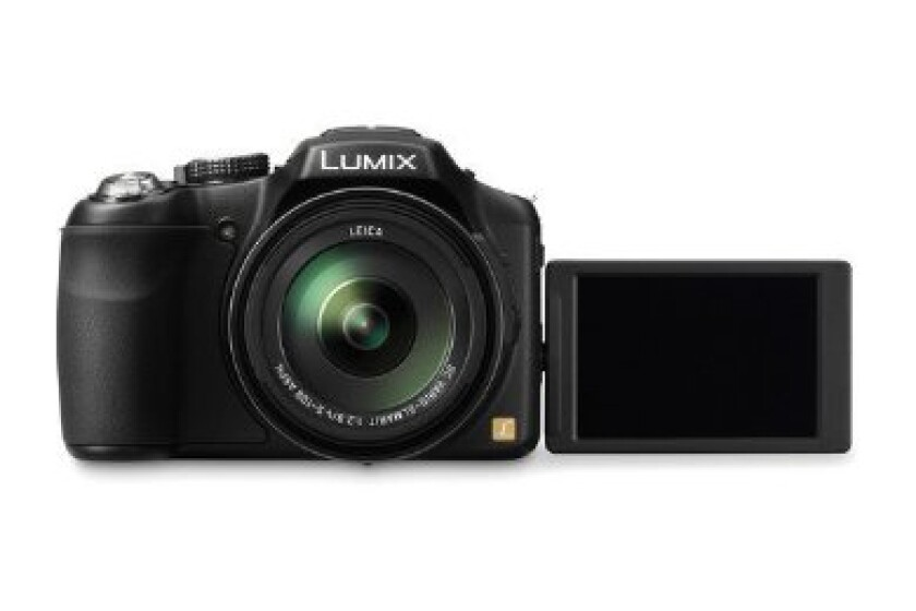Panasonic Lumix DMC-FX200 Compact Digital Camera