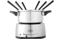 Nostalgia Electrics Stainless Steel Electric Fondue Pot