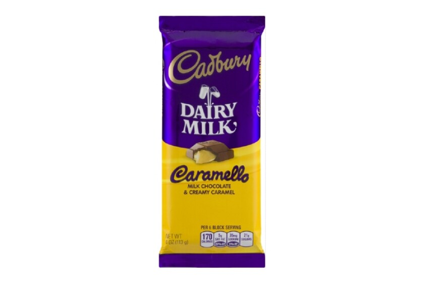 Best Chocolate Caramel Bar