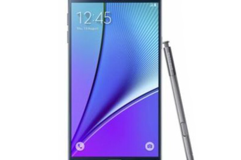 Samsung Note 5 - T-Mobile