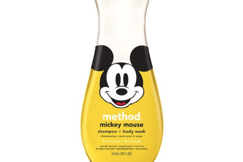 Method Mickey Mouse Body Wash