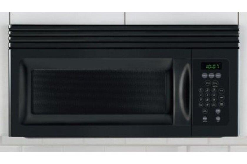 Frigidaire MWV150KB 1.5 Cu. Ft. Over-The-Range Microwave