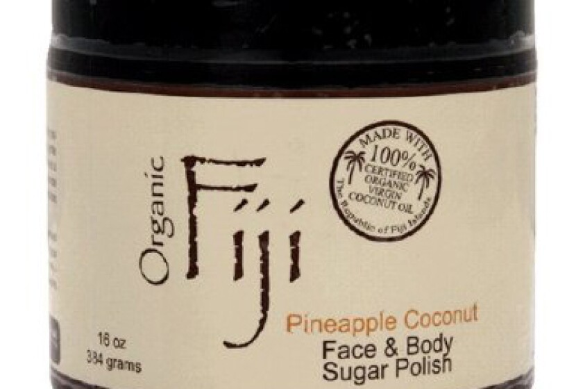 Organic Fiji Pineapple Coconut Sugar Polish