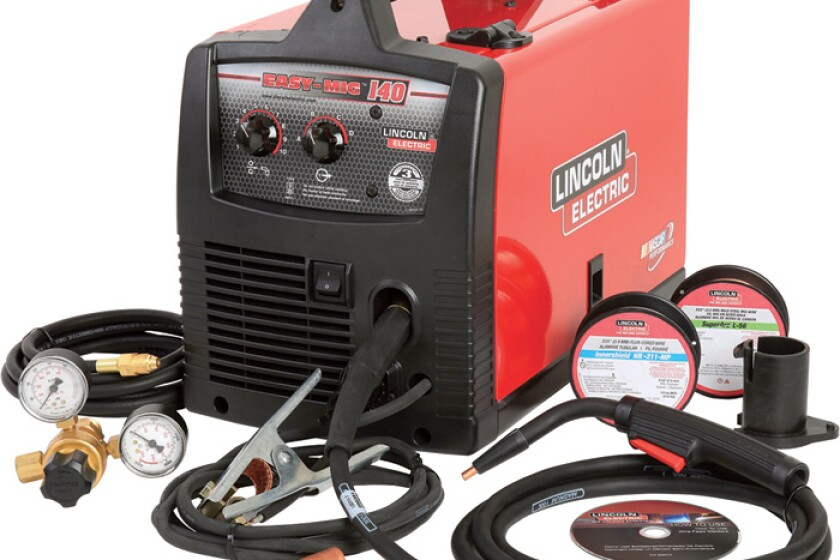 Lincoln Electric 140C MIG Welder 120V