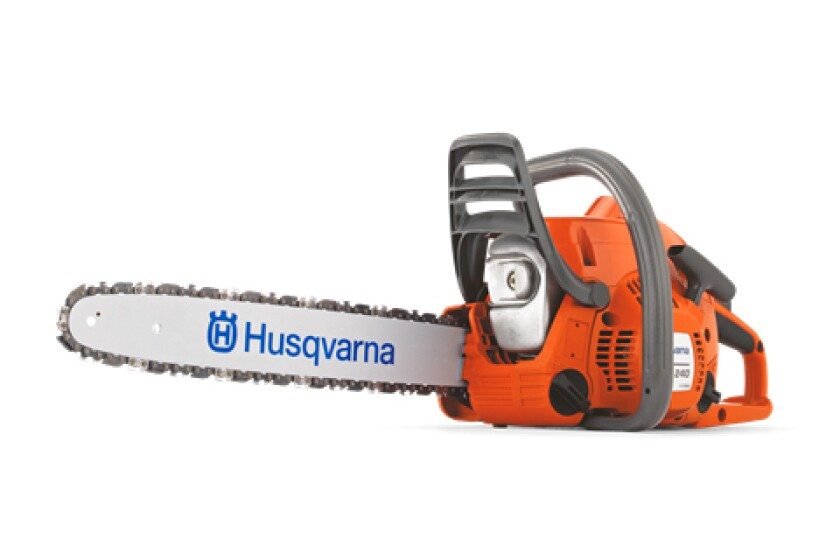 "Husqvarna Model 240 Chainsaw (38cc) with 16"" Bar and Chain"