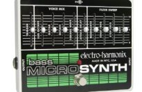 Electro-Harmonix Bass MicroSynth XO Analog Synthesizer Pedal